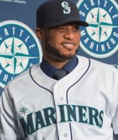 Robinson Cano Seattle Mariners small