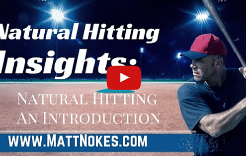 Natural Hitting - Intro