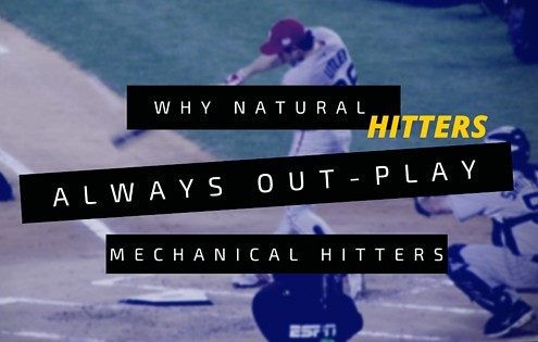 Matt Nokes Natural Hitting Mechanics