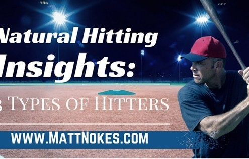 Prt 3 blog post 3 Types of Hitters